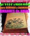 AMARRES REALMENTE BRUJERIA NEGRA