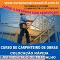 Curso De Carpinteiro De Obras