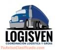Logisven Rent, Truck com Braço Hidráulico